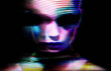 Glow (Glitchart) by DanielSpr