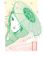 Beautiful Blossom by GenevieveGT