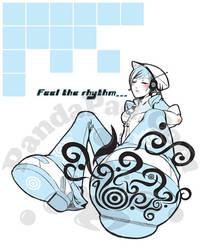 Feel the rhythm by GenevieveGT
