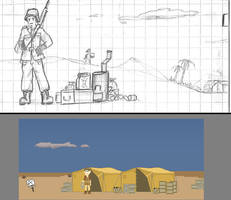 Afrika Korps by WHAMtheMAN
