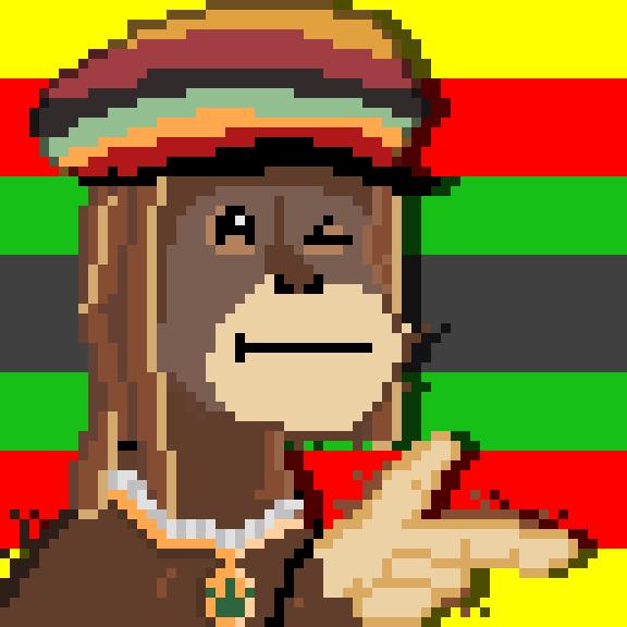 Funky Monkey by WHAMtheMAN