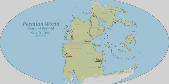 Dawn of Permid Civilisation-PW by Neethis