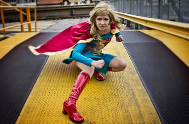Supergirl - One Girl Revolution by echoing-artemis