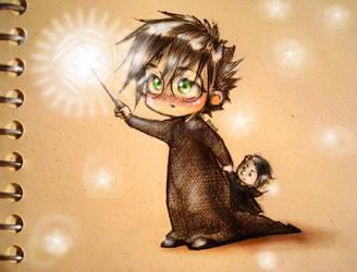Harry Potter by Ma-kosh