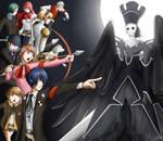 The Battle for Everyones Souls by Hitokirisan