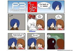 P3 Comic Strip - Yawn Power by Hitokirisan
