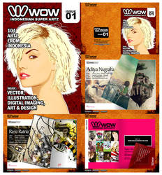 wow issue 01 small preview by wOwindonesia