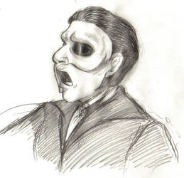 The Phantom by Rosengeist