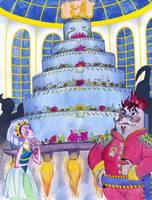Wedding of the Year by Rosengeist