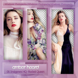 Pack Png 0102 - Amber Heard by WhateverPhotopackss