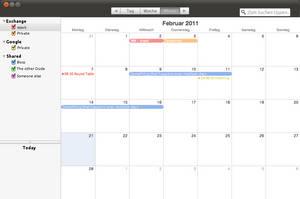 Linux Calendar Application by Deppvomdienst