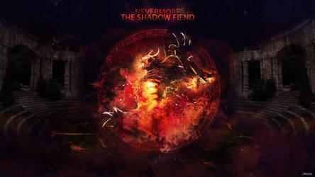 The Shadow Fiend (DoTA 2) Wallpaper by ekzan