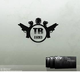 TR trio logo 3 by knutroald