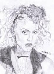 Gwen Stefani by knutroald