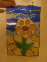 Glasswork Flower by Riibu