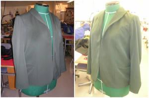 Women's jacket by Riibu
