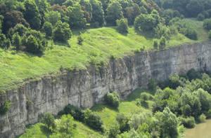 UA - A view of a canyon 3 by Riibu
