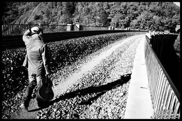 Sur les chemins by Zazaka