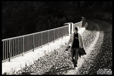 Sur les chemins. by Zazaka