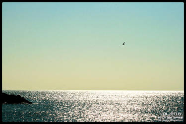 The sea. by Zazaka