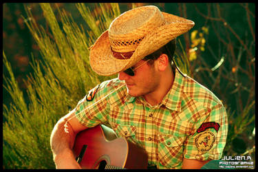 Cowboy Joris 3 by Zazaka