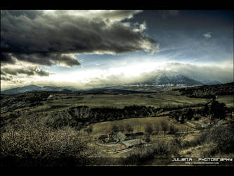 Etrange paysage by Zazaka