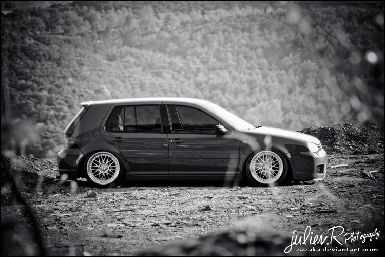 VW Golf .Mk4 by Zazaka