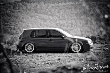 VW Golf .Mk4 by Zazaka