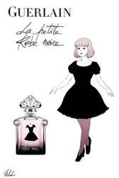 Guerlain La Petite Robe Noire by NanaWakagimi