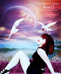 Princesses of dawn by saza11