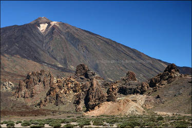 pico del Teide by anachs-photos