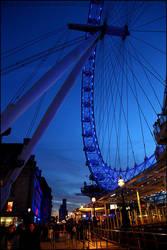 London Eye no.1 by anachs-photos