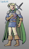Lyalot - One Copper Marauders by mastermatt111
