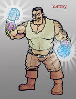 Darby - One Copper Marauders by mastermatt111