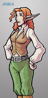 Aura - One Copper Marauders by mastermatt111