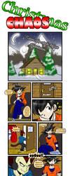 Christmas Chaos by XxChiChixX