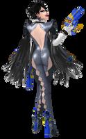 Sexy Bayonetta (XNALara) by emma-zelda2