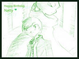.:Natt Birthday 2010:. by sandrake