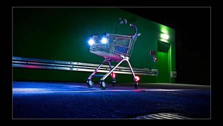 Einkaufswagen by Hasche