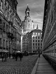 Frauenkirche - I by Hasche