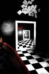 Checkmate -wonderland series- by briarrosed