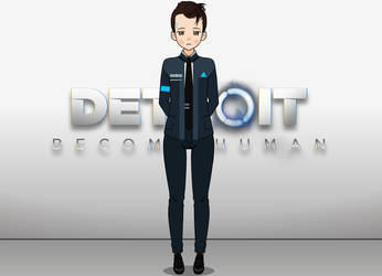 Connor [Detroit Become Human] - Kisekae by Dehaai