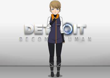 Kara [Detroit Become Human] - Kisekae by Dehaai