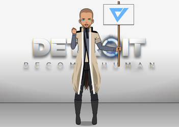 Markus [Detroit Become Human] - Kisekae by Dehaai