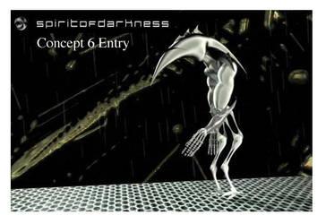spiritofdarkness's Concept 6 by 3dAnimationgroup