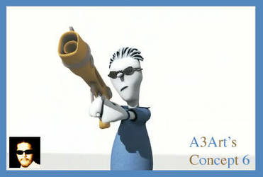 a3art's Concept 6 Entry by 3dAnimationgroup