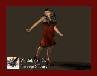 Welshdragon2's Concept 8 Entry by 3dAnimationgroup