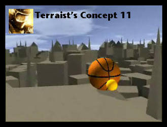 Terraist's Concept 11 Entry by 3dAnimationgroup