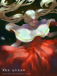 Red Queen by KrisaHe
