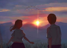 Say Goodbye by KrisaHe